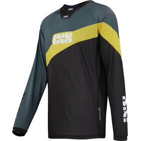 IXS Race 7.1 DH Bike Jersey Longsleeve Men grey/black